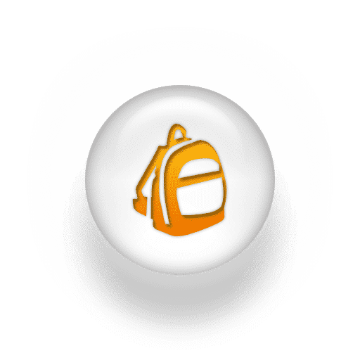 046323-orange-white-pearl-icon-sports-hobbies-backpack