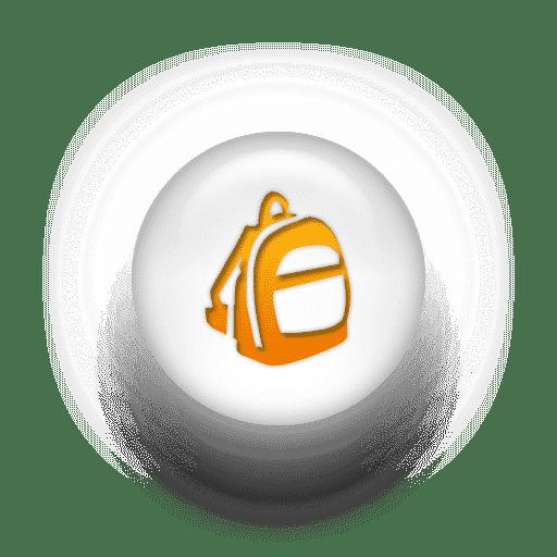 046323-orange-white-pearl-icon-sports-hobbies-backpack