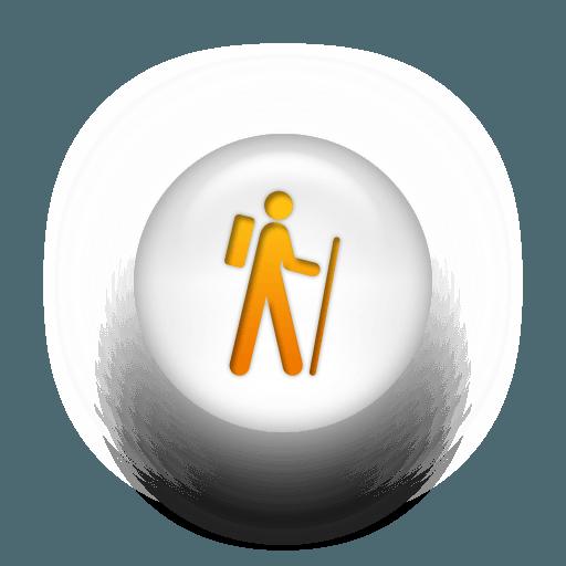 046409-orange-white-pearl-icon-sports-hobbies-people-hiking